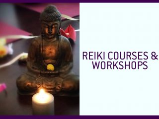 Reiki Courses and Workshops